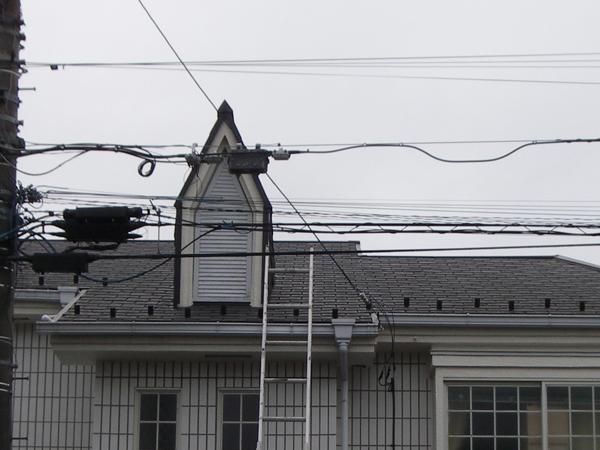 屋根リフォーム(施工前)