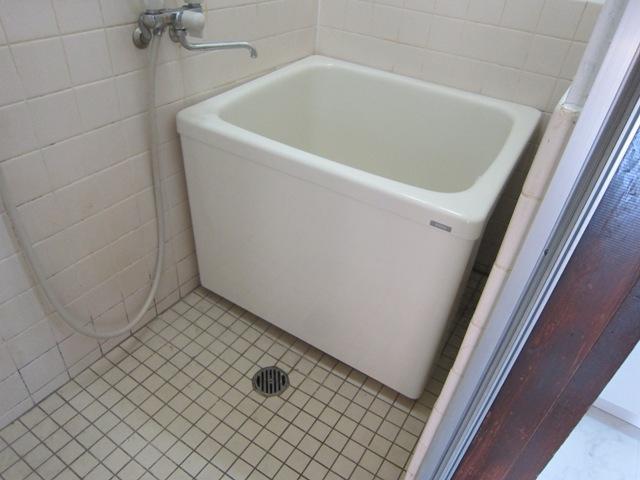 アパートのリフォーム(施工後)浴室