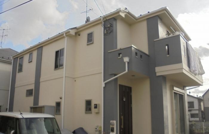 外壁塗装 屋根 東京都 狛江市
