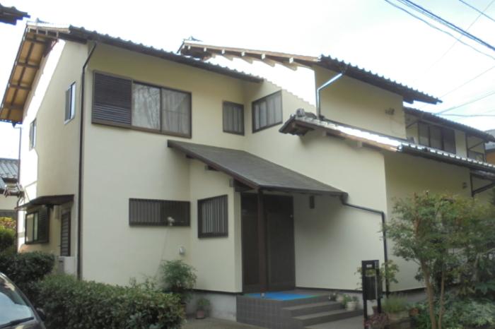 外壁塗装 屋根点検